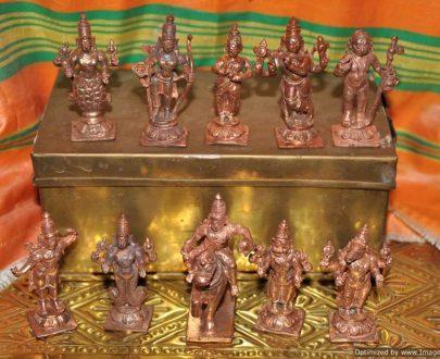 Dashavatara Set