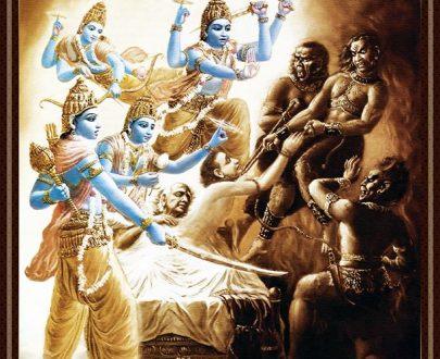Bhagavata 6 Skanda
