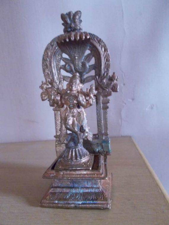 Narthana Krishna with Prabhavali