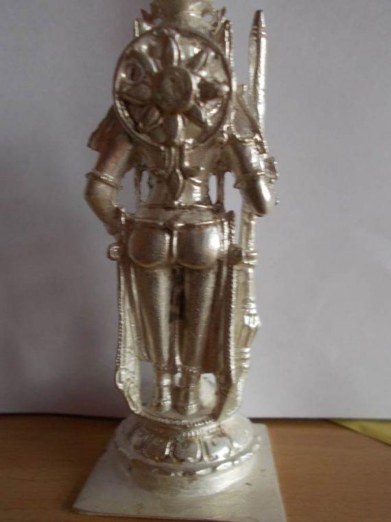 Udupi Krishna Silver