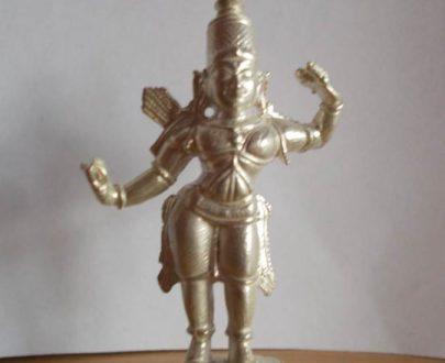 Lord Rama Silver