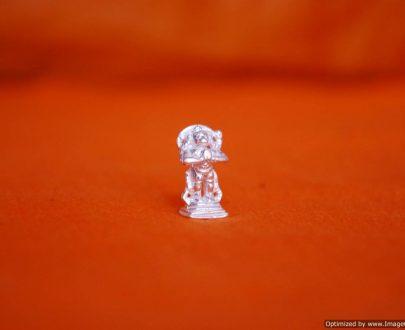Mukyaprana - Anjaneeya - Small - Silver