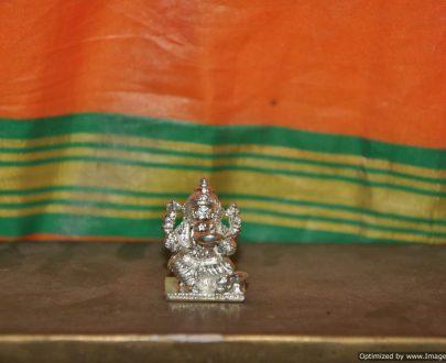 Ganesha Silver