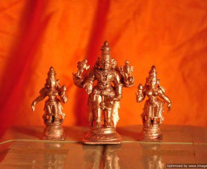 Srinivasa Sridevi and Bhoodevi