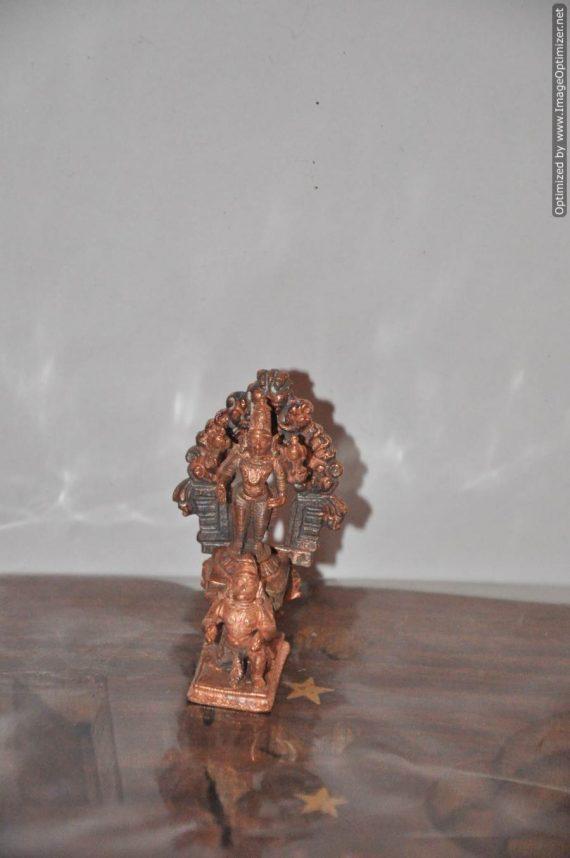 Srinivasa Pranaarooda with prabhavali