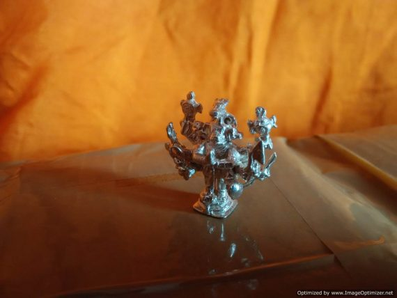 Panchamukhi Pranadevaru - Silver