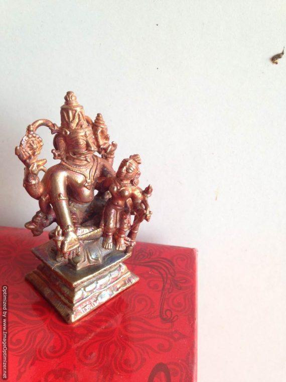Lakshmi Narasimha (yogarooda)
