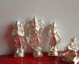 Rama Set Silver