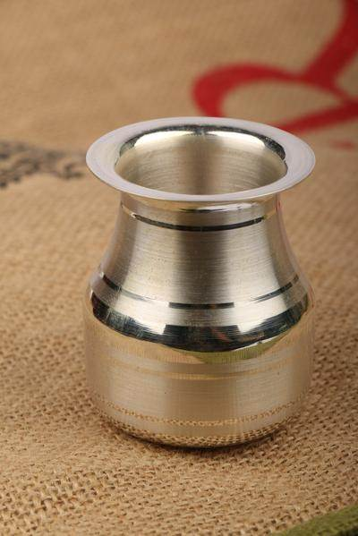 Silver Chombu - Silver Milk Chombu