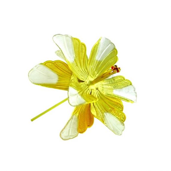11 Silver Pooja Flowers