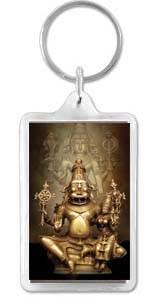 Key Chain - Narasimaha - Sri Raghavenra swamigalu