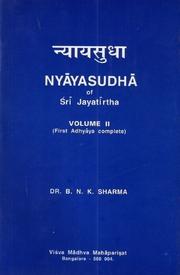Nyayasudha (Vol 2)