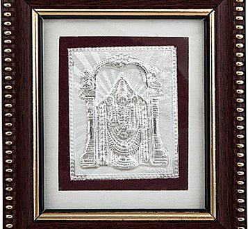 Lord Srinivasa Photo Frame