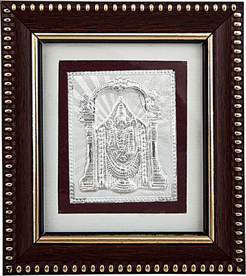 Lord Srinivasa Photo Frame